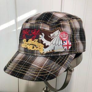 Official Disney Cadet Cap with UK Deco